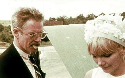 Michael Higgins with Barbara Loden in Wanda