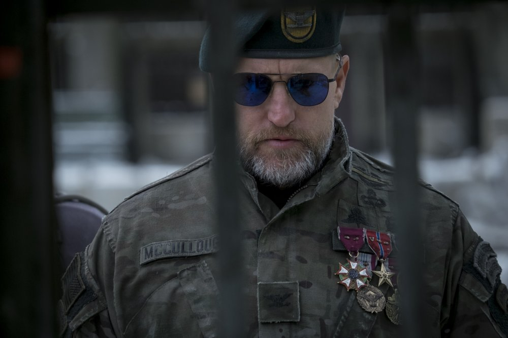 Woody Harrelson as Colonel McCullough