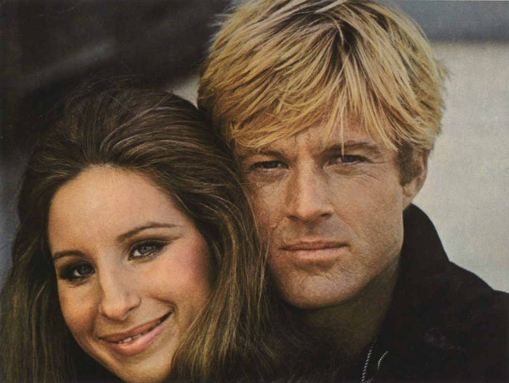 Barbra Streisand and Robert Redford in The Way We Were (1973)