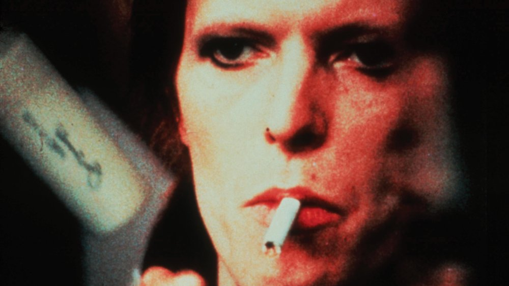 david bowie announces he is gay