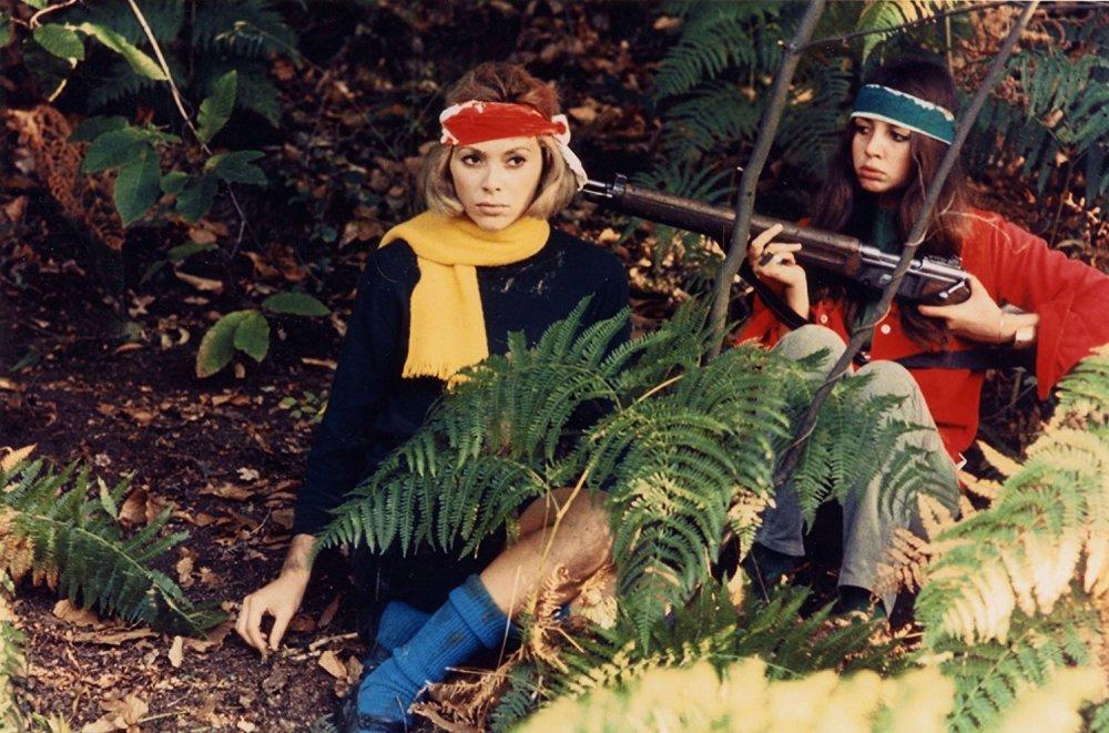 Mireille Darc in <span>Week End (Jean-Luc Godard, 1967)</span><span>
