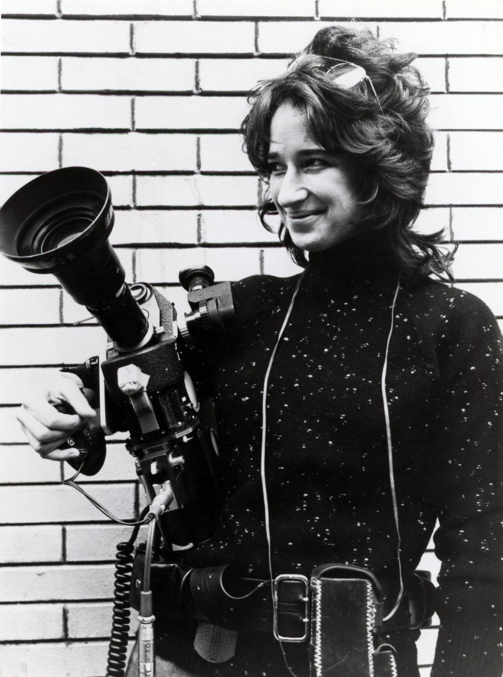 Claudia Weill directing Girlfriends (1978)