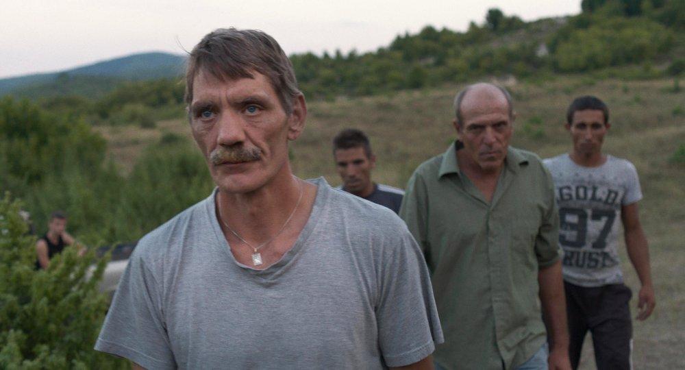 Cowboy builders… <span>Meinhard Neumann and fellow labourers</span>