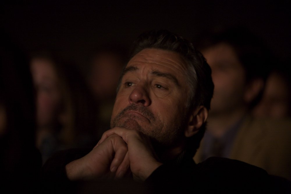 De Niro as movie producer Ben in What Just Happened (2007)