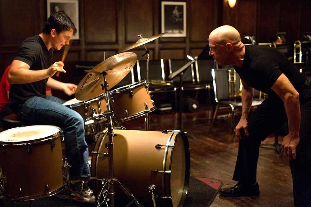 Slave to the rhythm: Whiplash