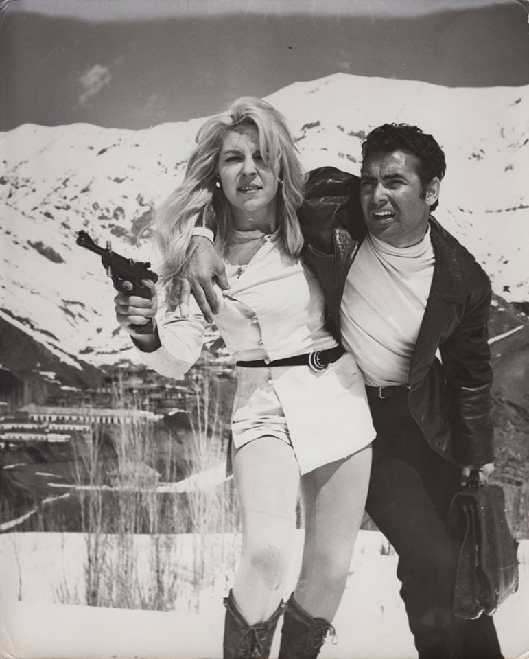 White Inferno (1968): Samuel Khachikian introduced strong-willed women to Iranian cinema.