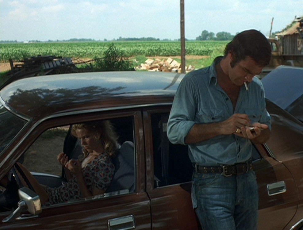 As Gator McKlusky in White Lightning (1973)