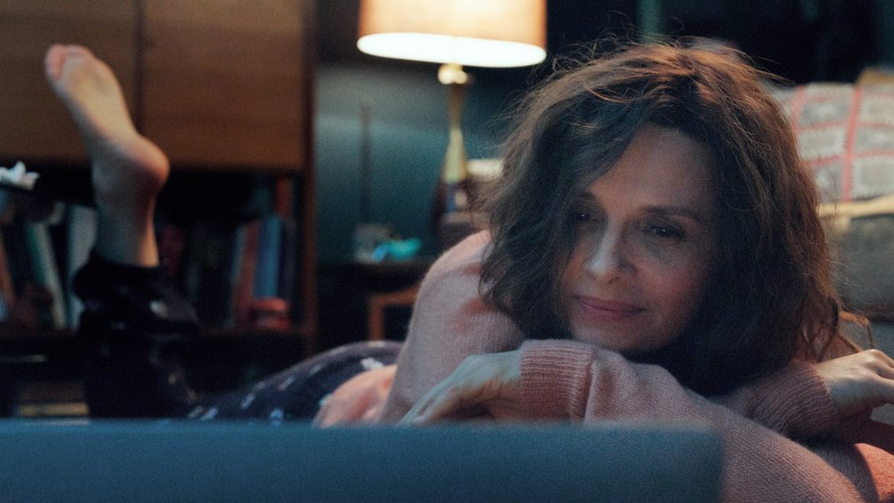 Juliette Binoche as Claire Millaud in Who Do You Think I Am