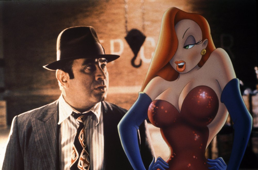 Hoskins' highest-profile Hollywood turn was in Robert Zemeckis's 1988 mystery Who Framed Roger Rabbit, set in an animated Toontown peopled with characters from animation history