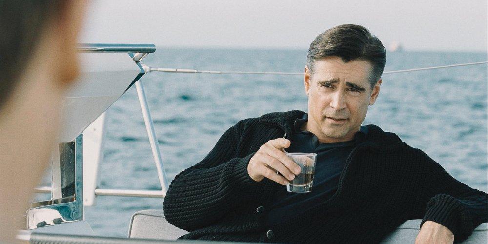 Colin Farrell as Jack Mulligan