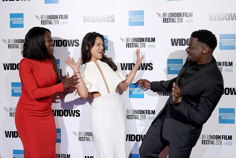 European Premiere of Widows at the 62nd BFI London Film Festival