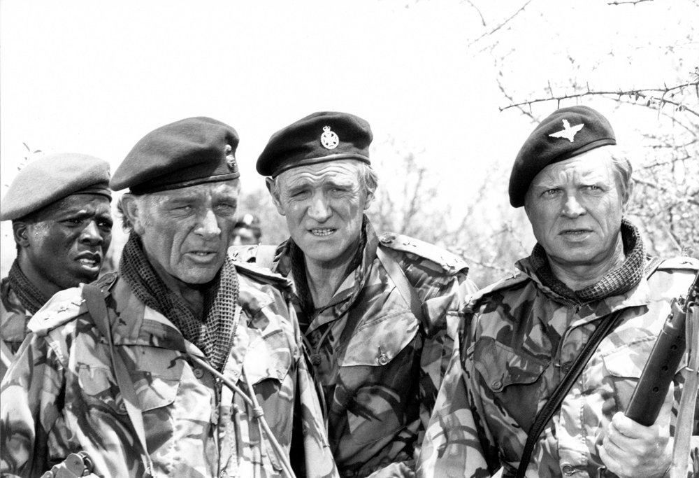 The Wild Geese (1978)