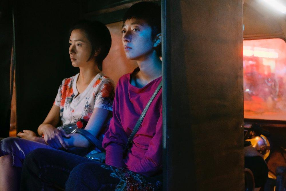 Regina Wan as Yang Shujun and Gwei Lun-mei as Liu Aiai
