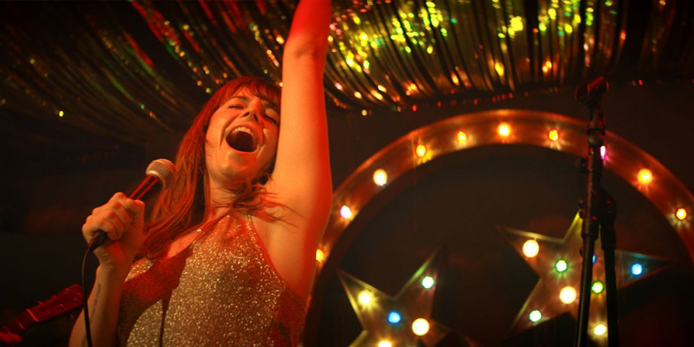 Jessie Buckley as Rose-Lynn in Wild Rose