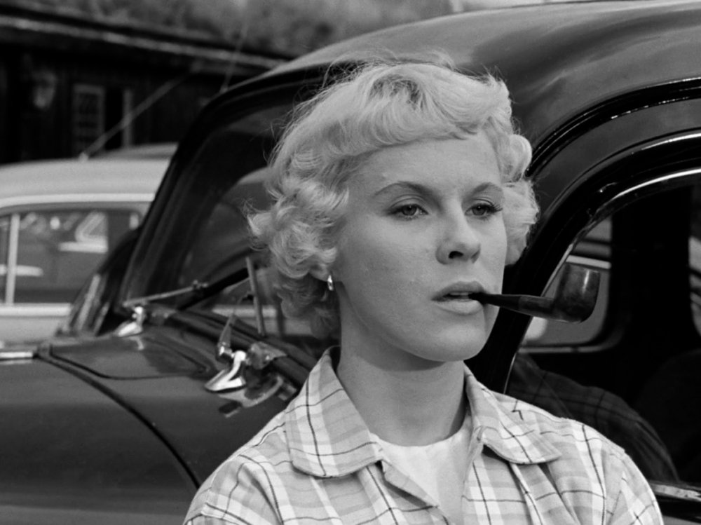 Bibi Andersson in Wild Strawberries (1957)