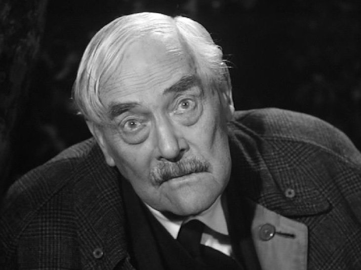 Victor Sjöström in Wild Strawberries (1957)