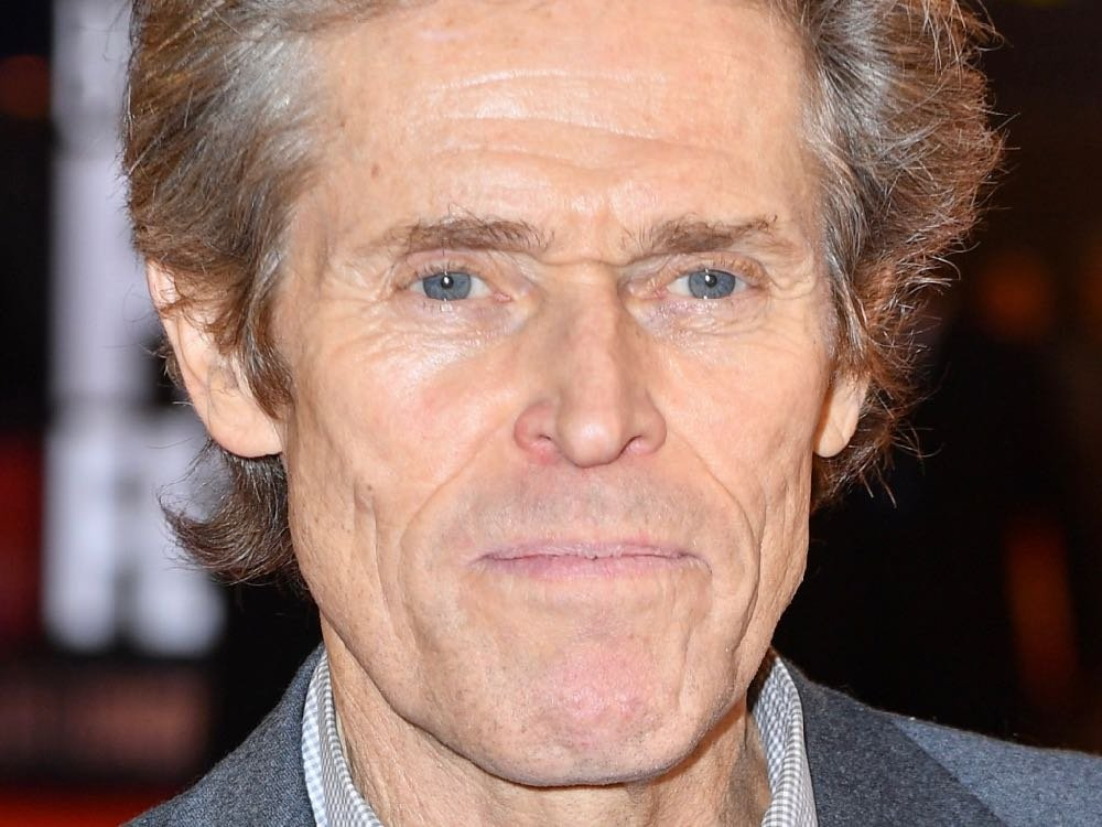 Willem Dafoe at the premiere of The Lighthouse at the BFI London Film Festival