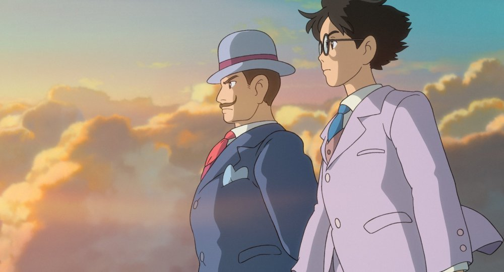 Wing nuts: Count Caproni and Horikoshi Jiro in The Wind Rises
