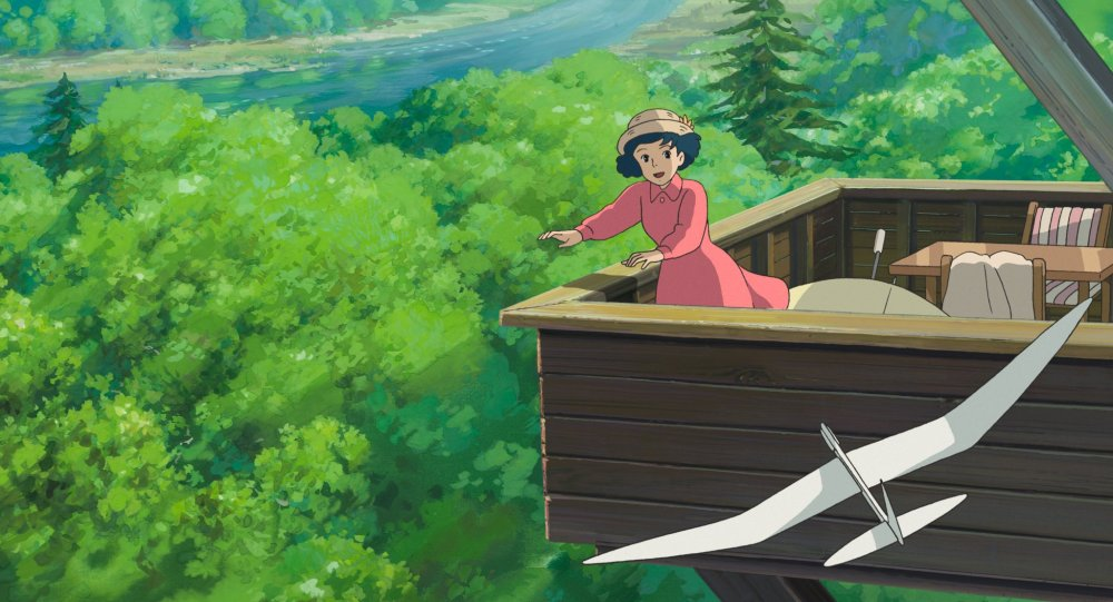 Review The Wind Rises Sight Sound Bfi