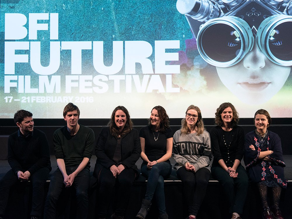 Winners of the 9th BFI Future Film Festival Awards