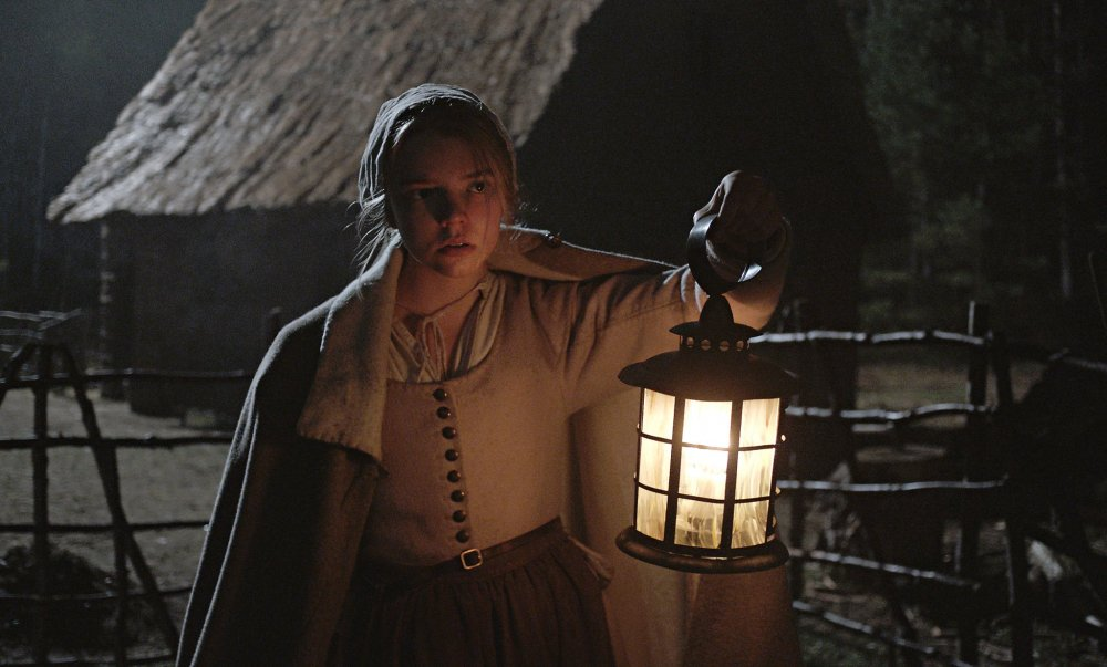 To the devil a daughter: Anya Taylor-Joy plays Thomasin, a young woman accused of witchcraft in New England in 1630