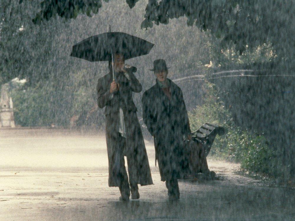 15 Unforgettable Rain Scenes Bfi