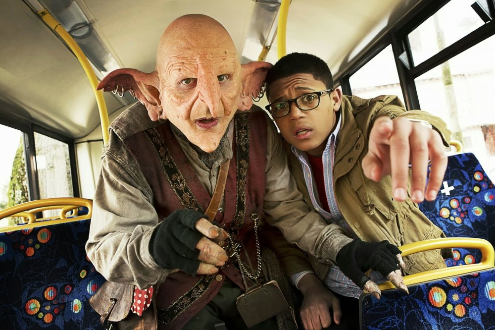 Wizards and Aliens (2012-)