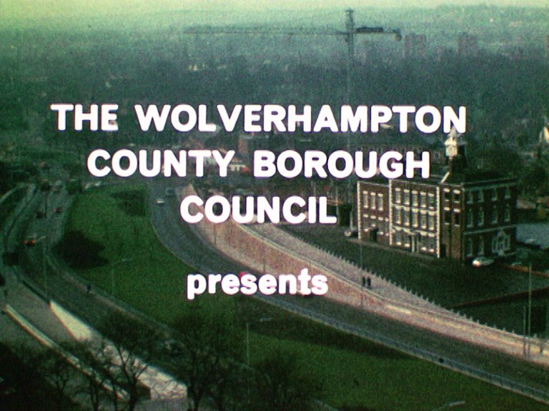Wolverhampton into the Seventies (1970)