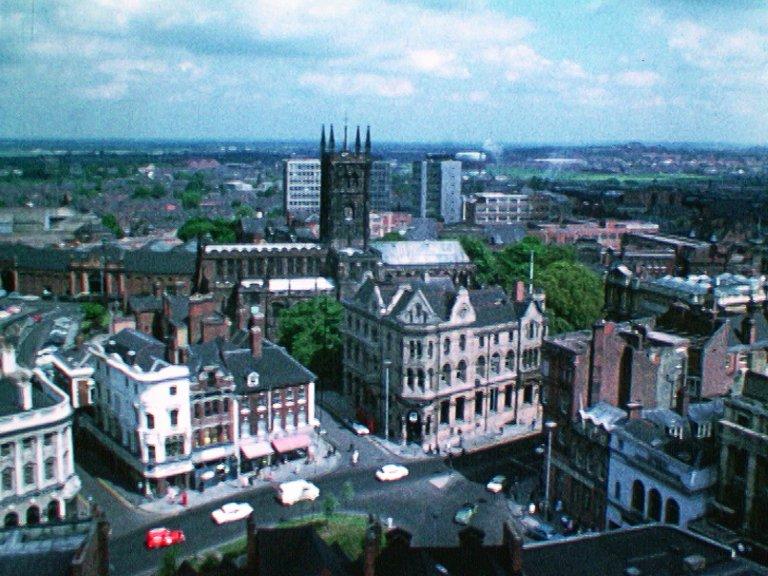 Wolverhampton into the Seventies (1970)