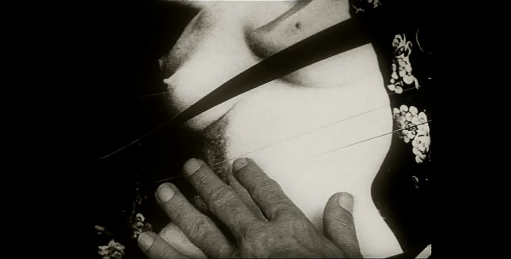 A Woman's Case (Mikreh Isha, 1969), the sole feature film by Israeli maverick artist and filmmaker Jacques Katmor