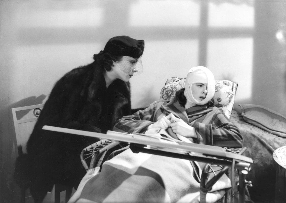 A Woman's Face (En kvinnas ansikte, 1938)