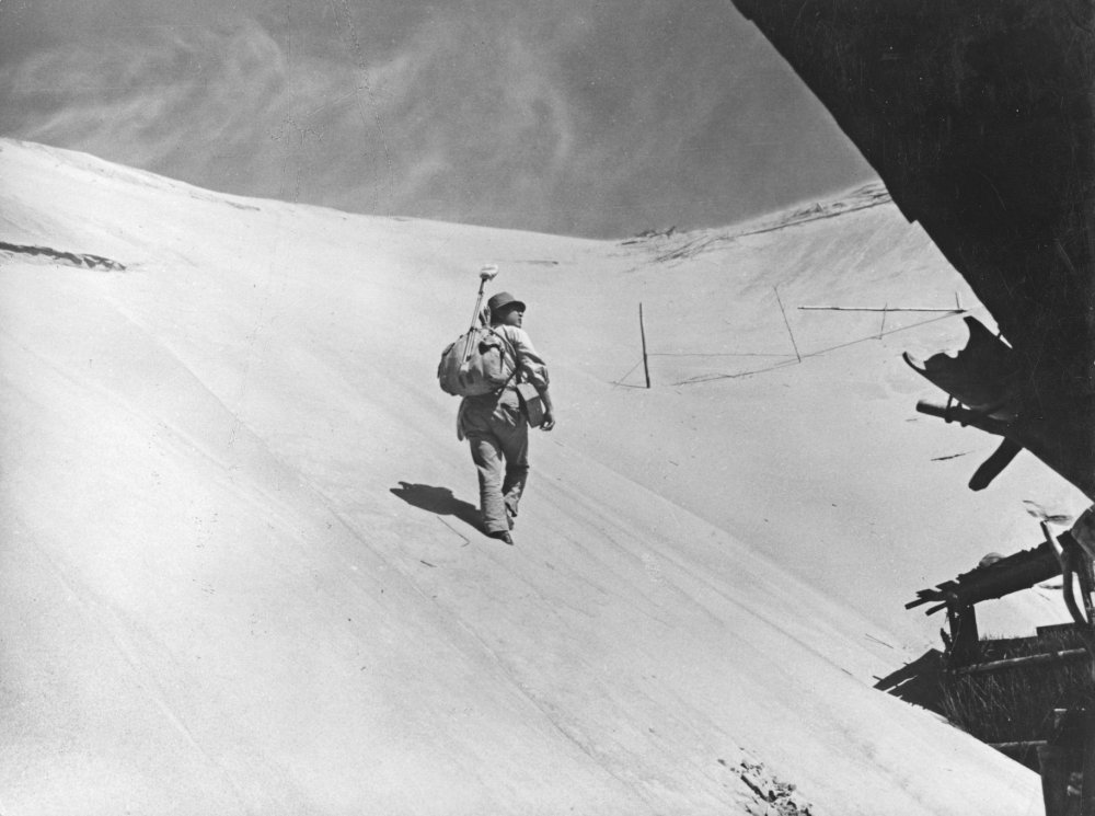 Woman of the Dunes (1964)