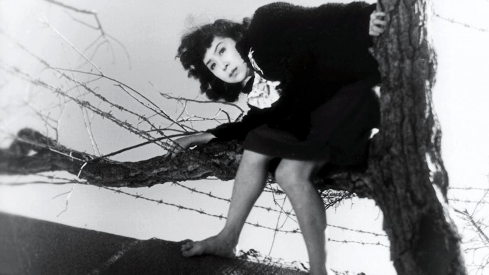 Tanaka Kinuyo in Mizoguchi Kenji's Women of the Night (Yoru no onnatachi, 1948)