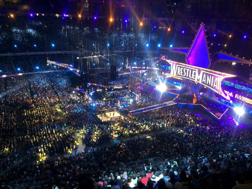 WrestleMania 2014