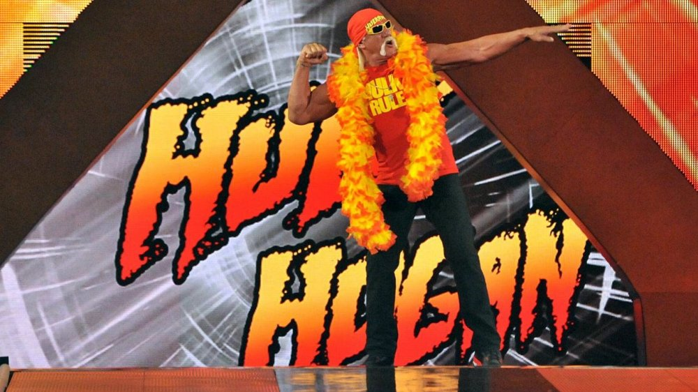 Superdome! Hulk Hogan at the Silverdome, 2014