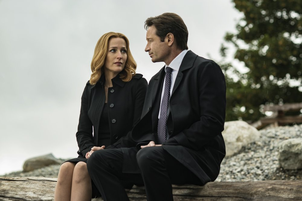The X-Files miniseries (2016)