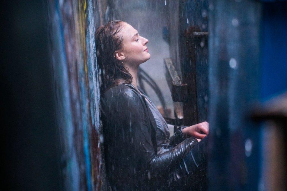 Sophie Turner as Jean Grey/Phoenix