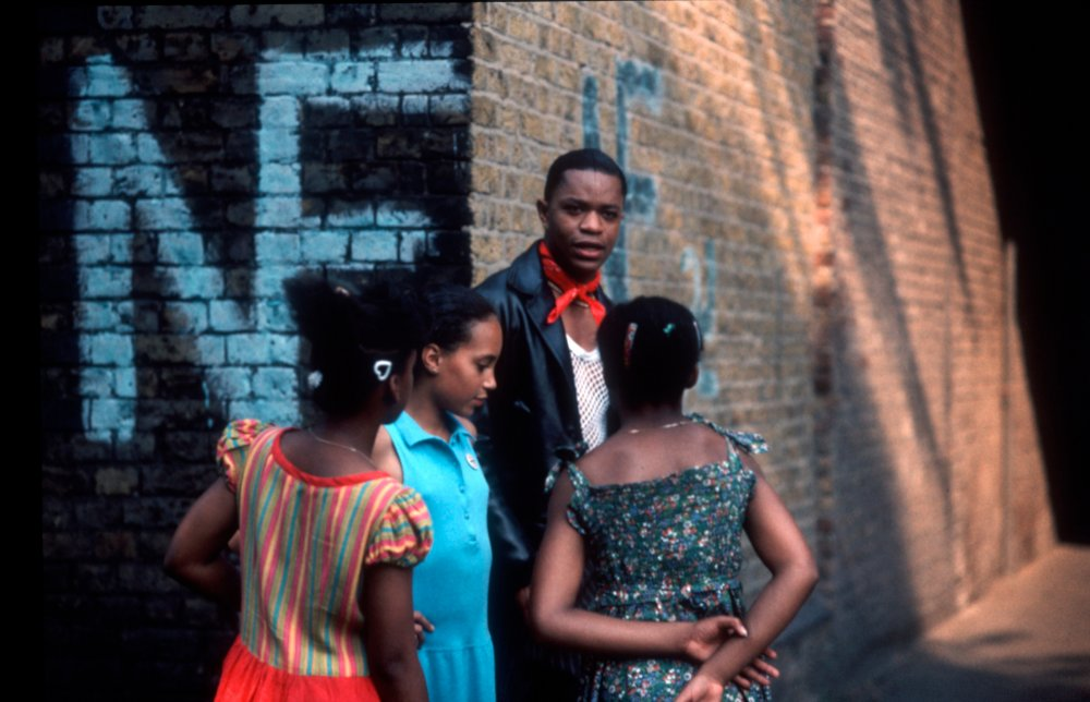 Young Soul Rebels (1991), shot by Nina Kellgren, the UK's most prolific female director of photography