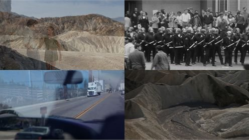 Zabriskie Point Redacted