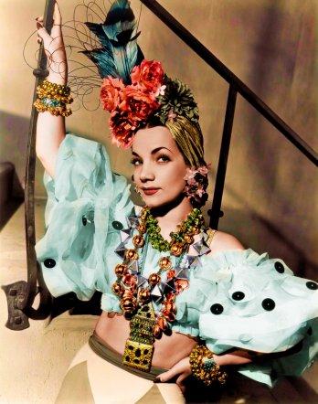 5eb73d21b9 My five favourite Carmen Miranda films | BFI