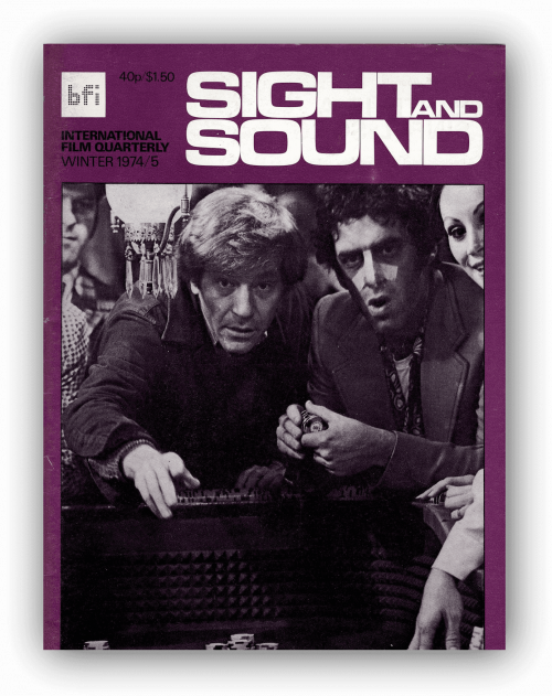 Sight & Sound, Winter 1974