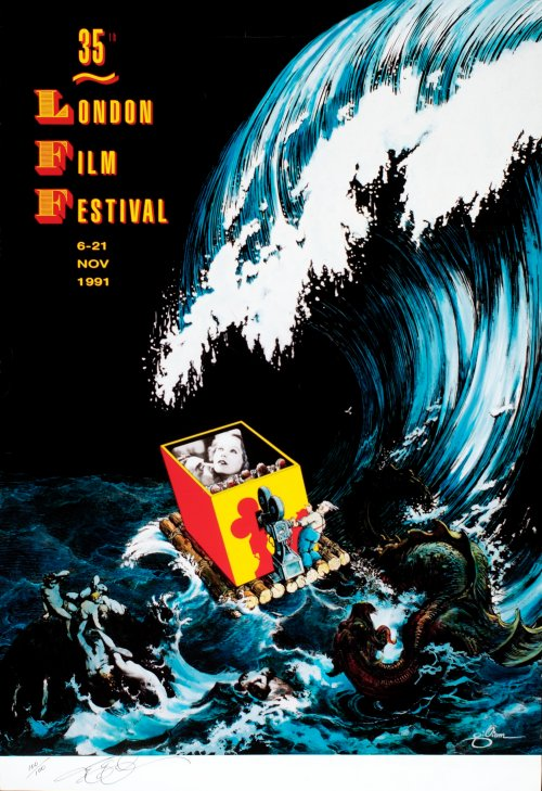 35th London Film Festival poster