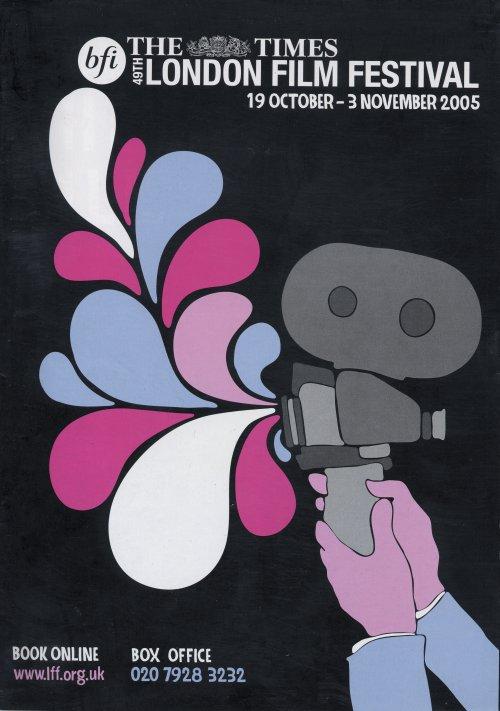 The 49th BFI London Film Festival programme, 2005