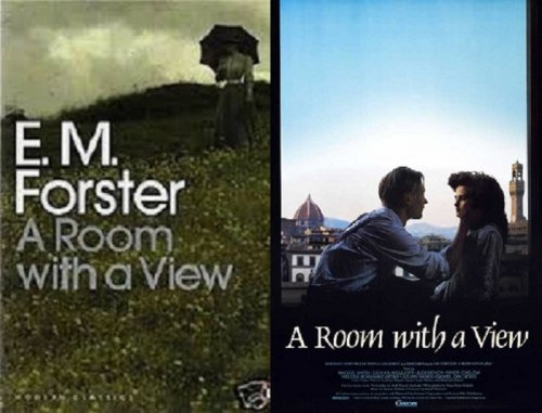 A Room with a View – the book and the film
