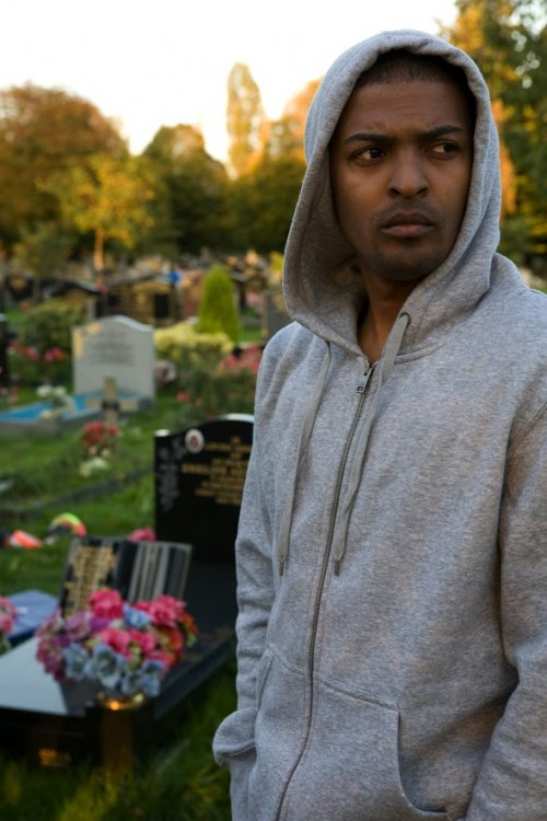 Noel Clarke in Adulthood (2008)
