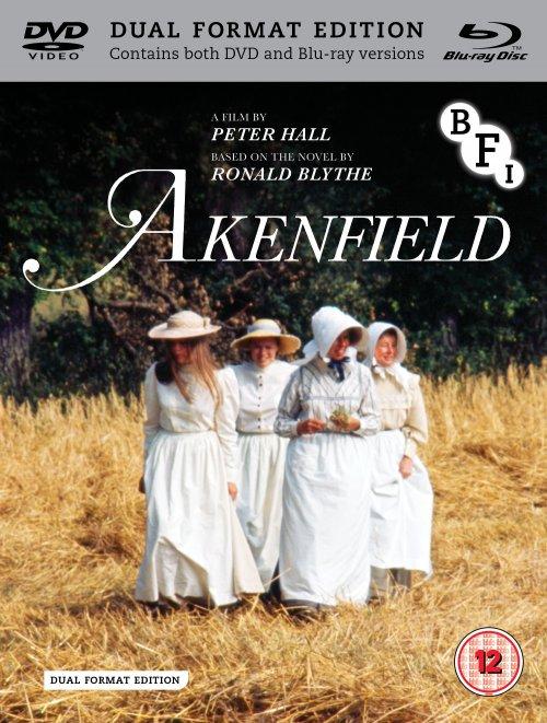Akenfield dual format edition packshot