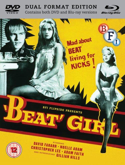 Beat Girl packshot