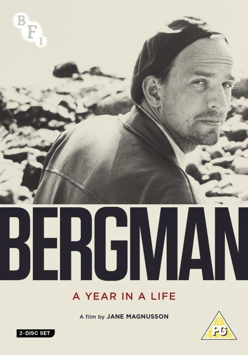 Bergman DVD packshot