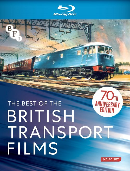The best of the British Transport Films Blu-ray packshot