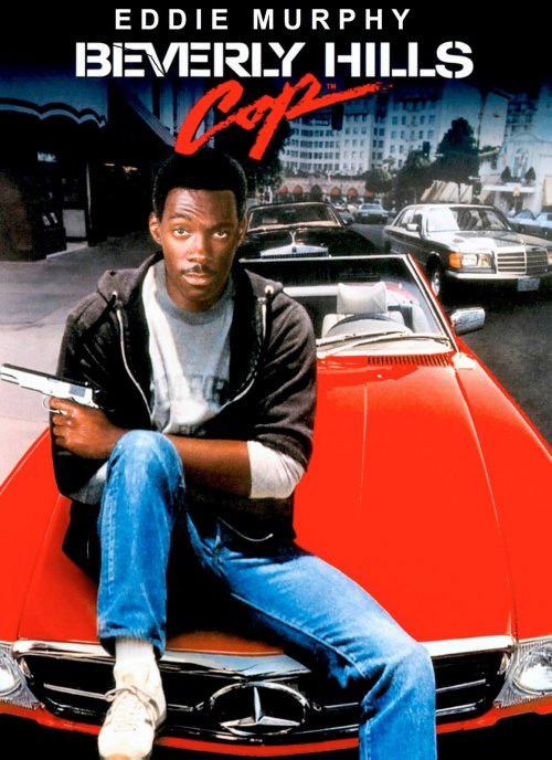 Beverly Hills Cop (1984) poster